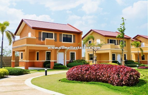 Camella Sta. Cruz House and Lot for Sale in Sta. Cruz Philippines