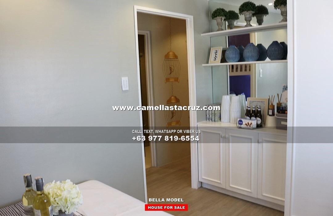 Bella House for Sale in Sta. Cruz