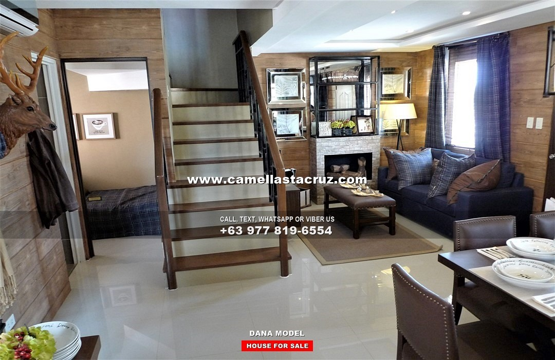 Dana House for Sale in Sta. Cruz