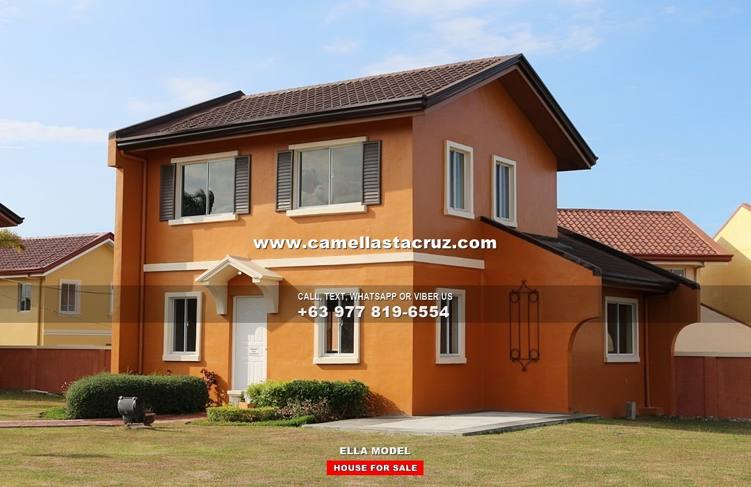 Ella House for Sale in Sta. Cruz