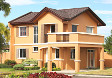 Freya House Model, House and Lot for Sale in Sta. Cruz Philippines