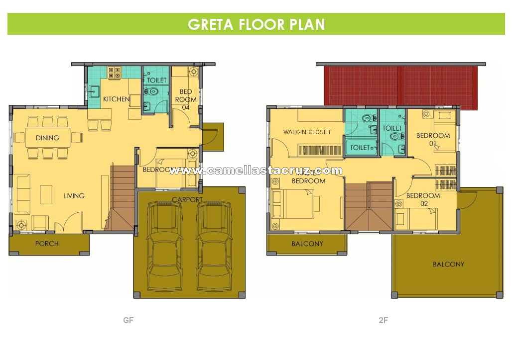 Greta  House for Sale in Sta. Cruz
