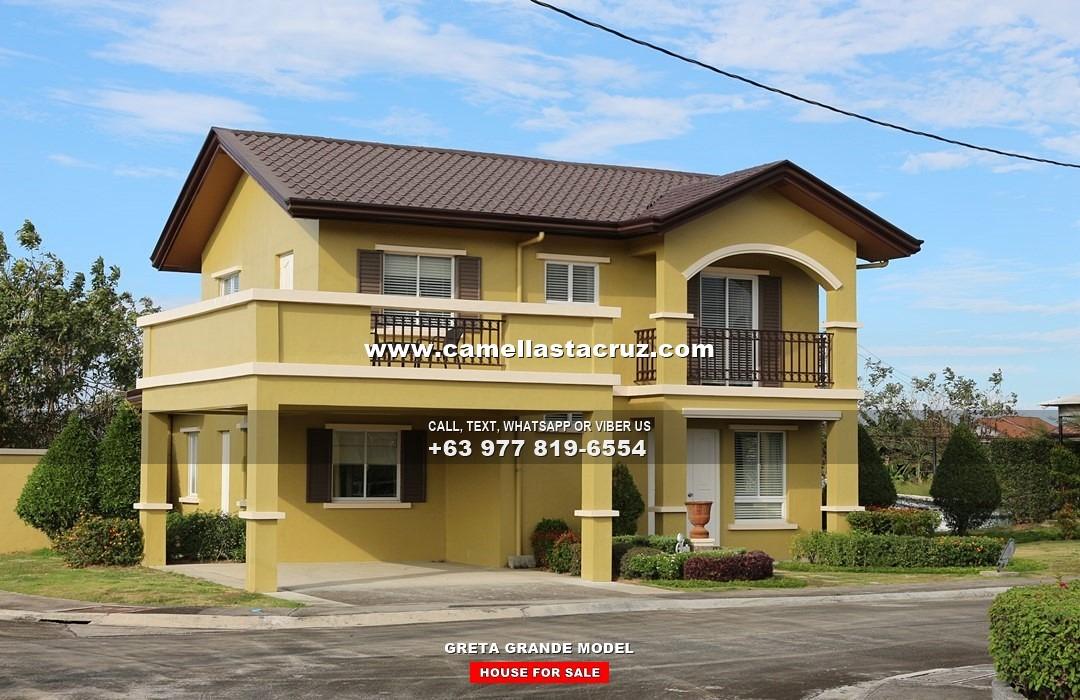 Greta House for Sale in Sta. Cruz