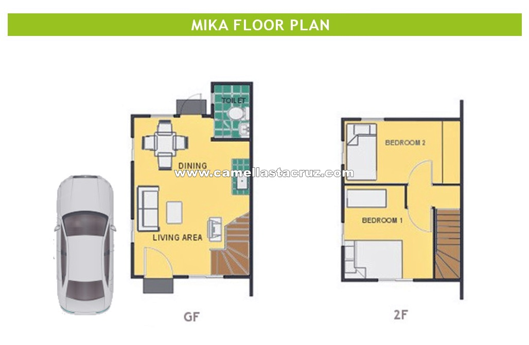 Mika  House for Sale in Sta. Cruz
