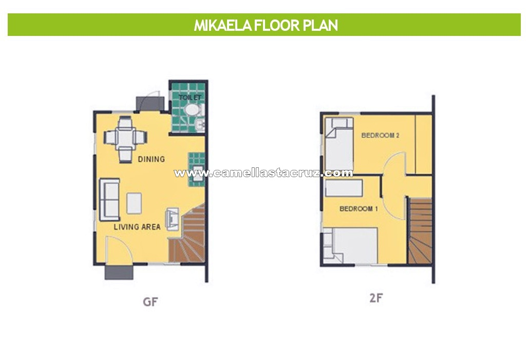 Mikaela  House for Sale in Sta. Cruz
