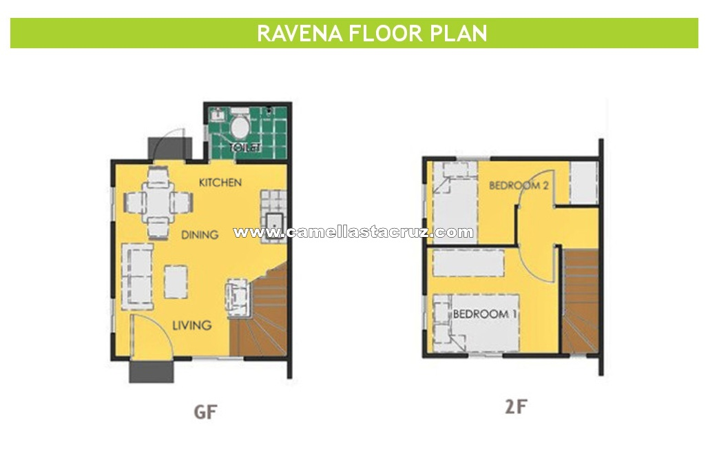 Ravena  House for Sale in Sta. Cruz