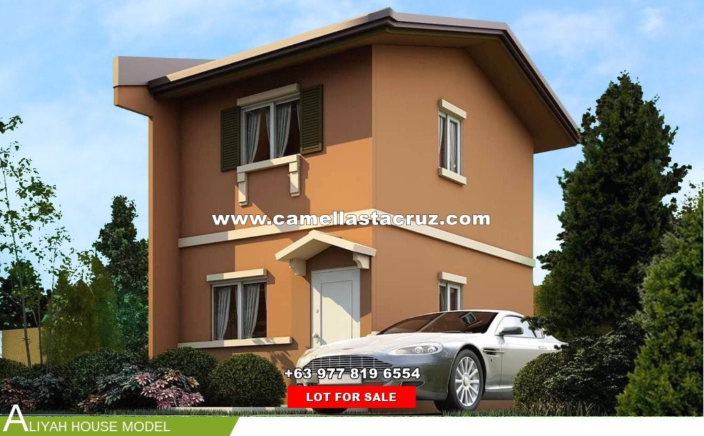 Aliyah House for Sale in Sta. Cruz
