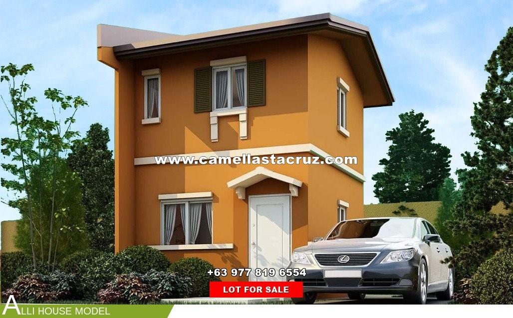 Alli House for Sale in Sta. Cruz