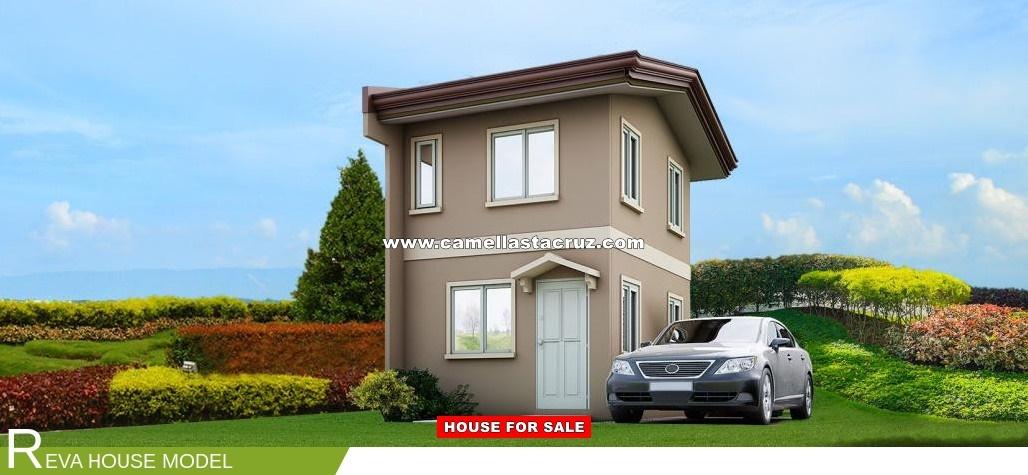 Reva House for Sale in Sta. Cruz