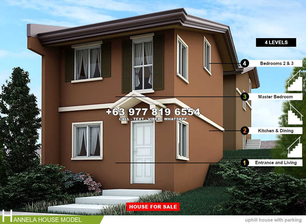 Hannela House for Sale in Sta. Cruz