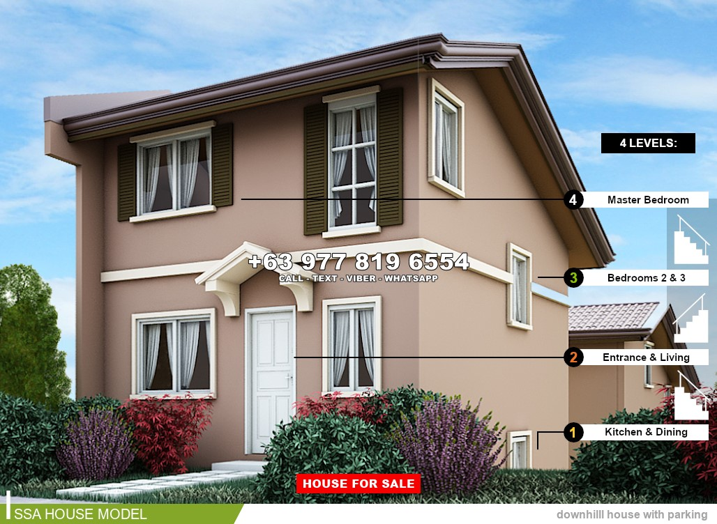 Issa House for Sale in Sta. Cruz