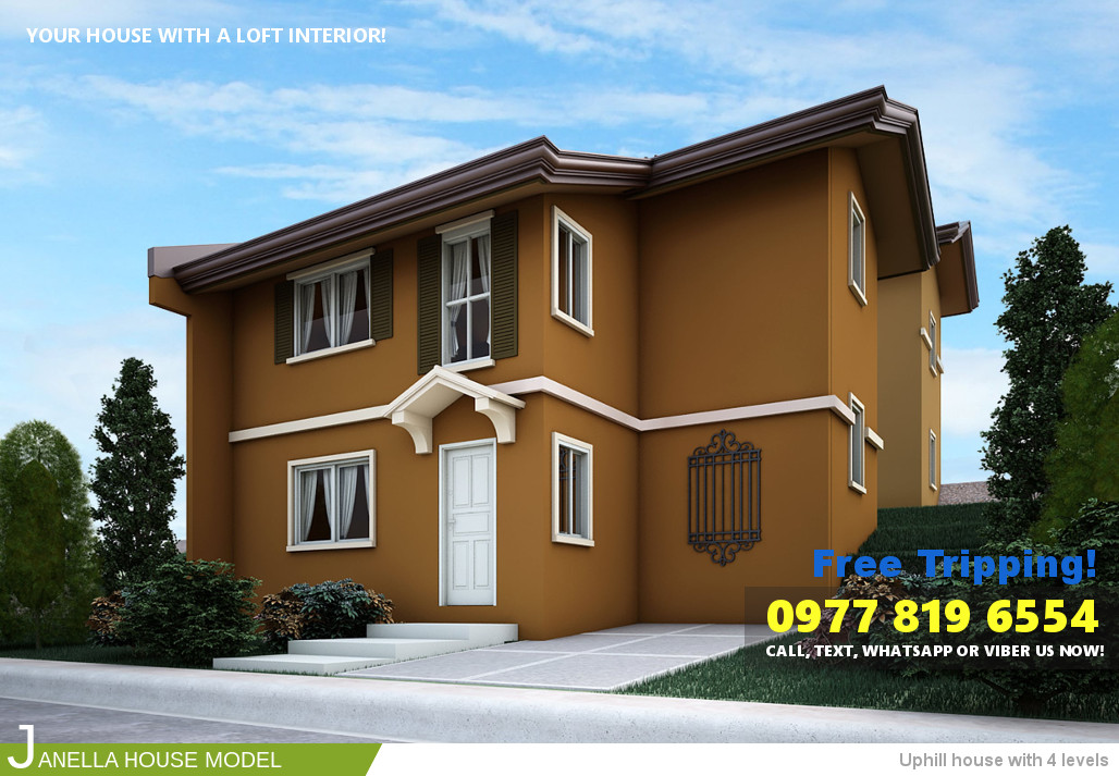 Janela House for Sale in Sta. Cruz
