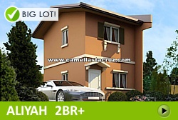 Aliyah - Affordable House for Sale in Sta. Cruz