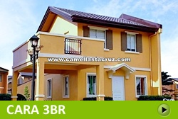 Cara House and Lot for Sale in Sta. Cruz Laguna Philippines