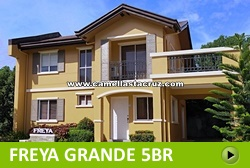 Freya House and Lot for Sale in Sta. Cruz Laguna Philippines