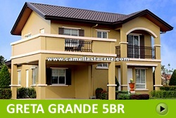 Greta House and Lot for Sale in Sta. Cruz Laguna Philippines