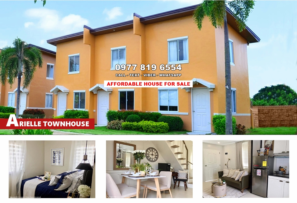 Arielle House for Sale in Sta. Cruz