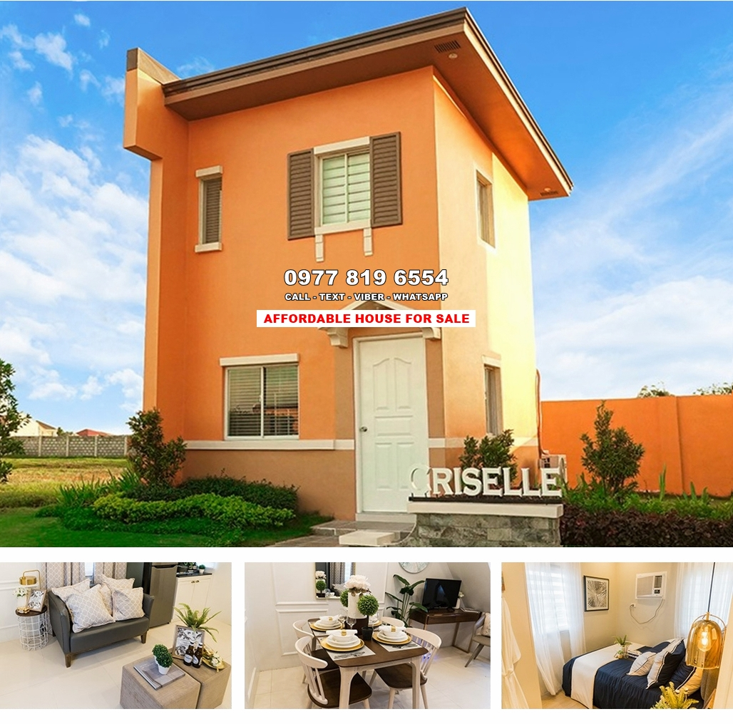 Criselle House for Sale in Sta. Cruz