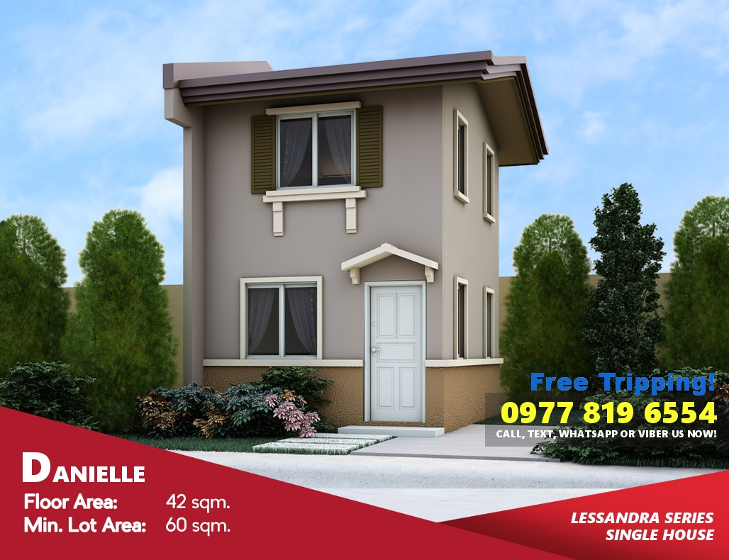 Danielle House for Sale in Sta. Cruz