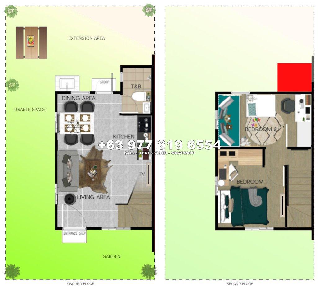 Ezabelle  House for Sale in Sta. Cruz