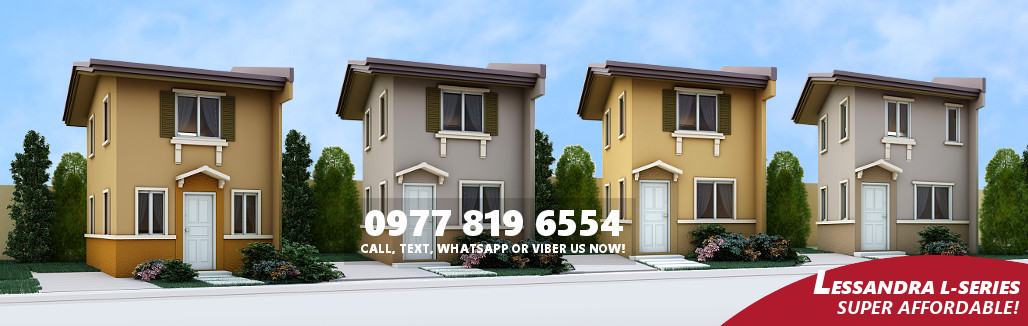 Lesandra L-Series Enclave - House for Sale in Sta. Cruz