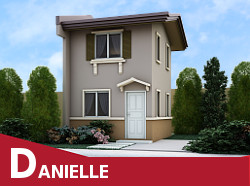 Danielle - Affordable House for Sale in Sta. Cruz