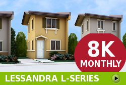 Lessandra Affordable Houses in Camella Sta. Cruz