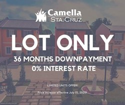 Camella Sta. Cruz News